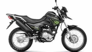 Yamaha lança modelo de motocicleta bicombustível em abril