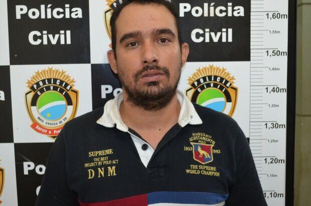 Foragido da Justiça é preso com droga em hotel