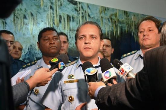 :Polícia Militar apresenta operação especial para carnaval 2014 no Estado