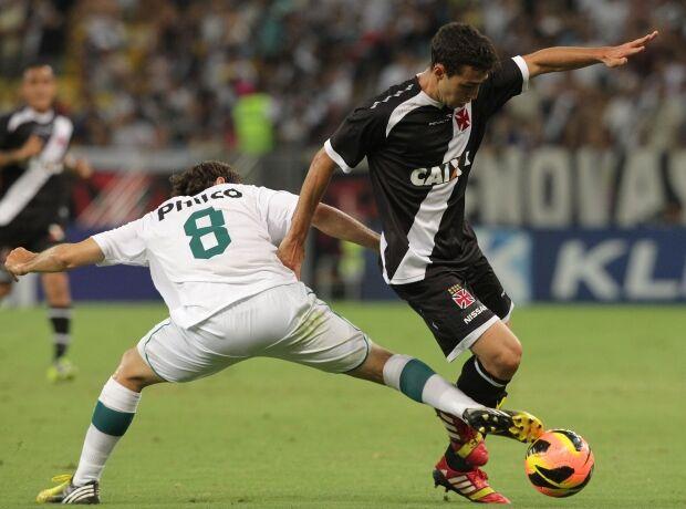 Vasco cai para o Goiás na Copa do Brasil