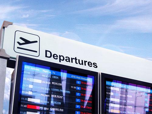 Brasileiros gastam US$ 2,168 bilhões com viagens ao exterior no mês de setembro