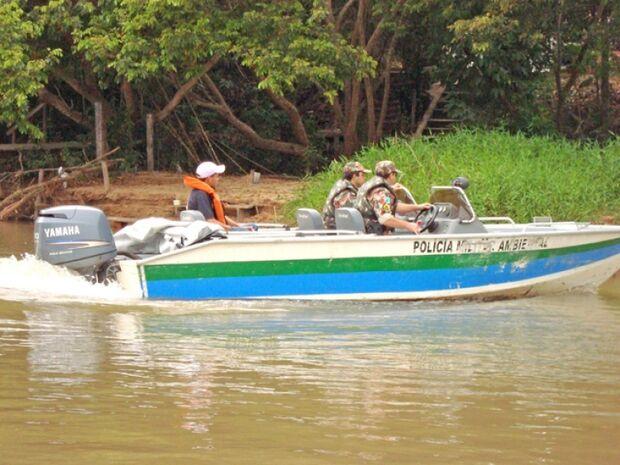 PMA inicia hoje a operação Pré-Piracema na bacia do Rio Paraná