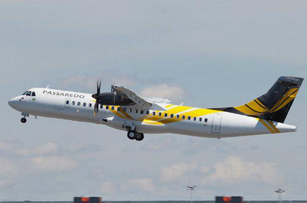 Companhia aérea Passaredo começa operar em Dourados a partir de 11 de novembro