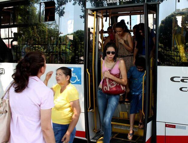 Mais de 80 veículos integrarão frota de ônibus urbano na Capital
