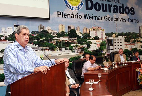 Puccinelli cumpre agenda em Dourados com vistoria e inauguração