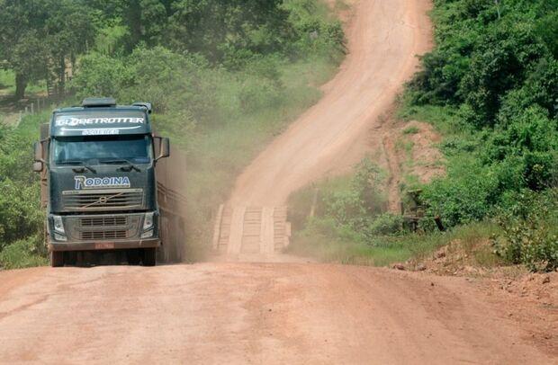 Na próxima quarta-feira ANTT realiza leilão de concessão da BR-163 em Mato Grosso