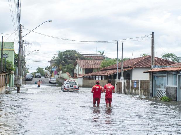 Chuva no ES já é a maior desde que começaram as medições