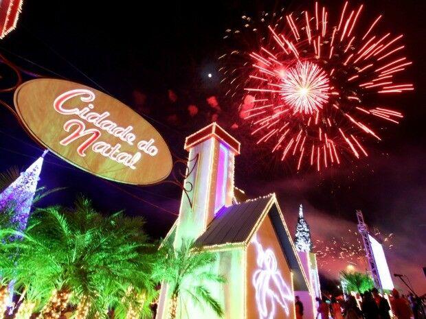 Confira a programação da Cidade do Natal para essa quarta-feira