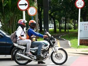 Mototaxistas querem criar lei para evitar monopólio na Capital