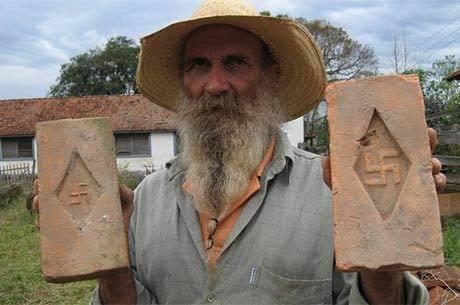 Ex-escravos lembram rotina em fazenda nazista