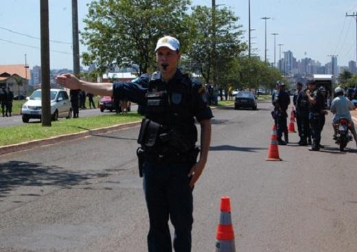Blitz repressiva acontece pela manhã na Duque de Caxias