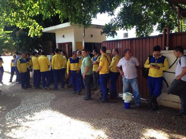 Ameaça de bomba nos Correios isola funcionários e mobiliza Cigcoe