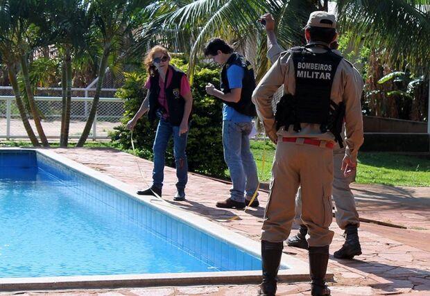 Homem morre afogado em festa na Chácara Colina