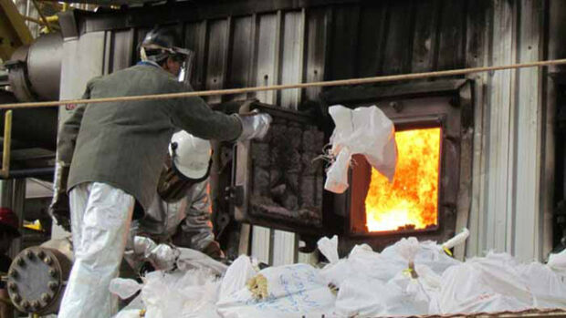Polícia Federal destrói 2.440 toneladas de drogas em Três Lagoas