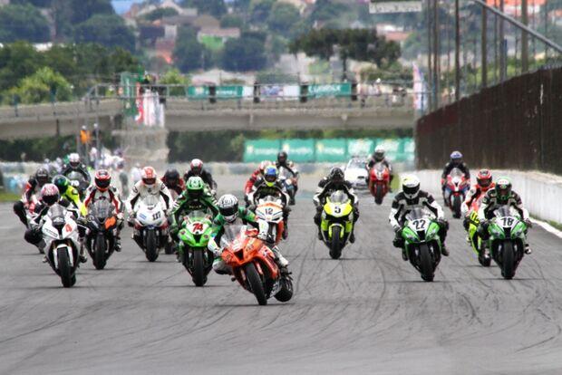 Campo Grande recebe 7ª etapa do Campeonato Brasileiro de Motovelocidade