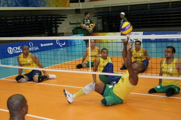 Jogos paraolímpicos começam hoje com a participação de atletas de MS