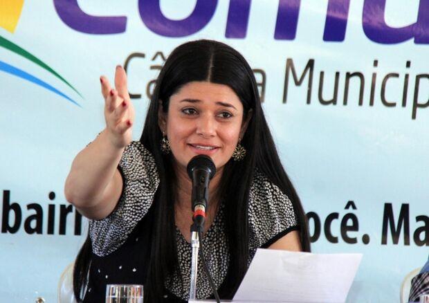 """""""O PSDB não pode errar"""", afirma Professora Rose"""