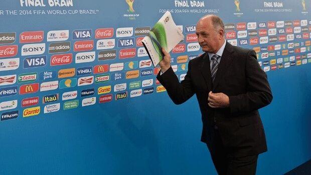 Segundo canal inglês, Barcelona quer Felipão após a Copa do Mundo