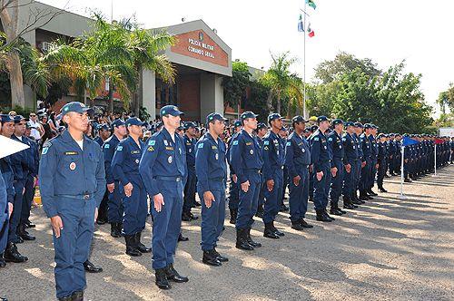 Governo de Mato Grosso do Sul entregará amanhã (27) fardamento a cabos e soldados