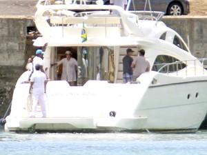 Dilma viaja nesta quinta para Base Naval de Aratu, em Salvador