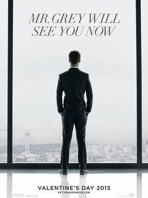 Jamie Dornan aparece em 1º pôster de 50 Tons de Cinza