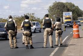 PRF prende condutor de Bitrem embriagado na BR-163