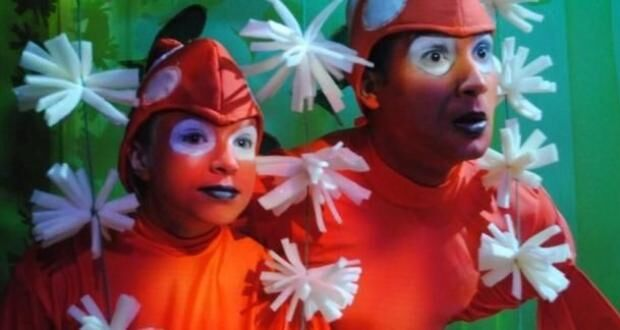 Musical Procurando Nemo entra em cartaz no dia 8 de março em Campo Grande