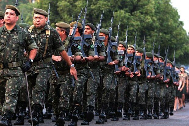 Dia 30 acontece desfile do Exército em Três Lagoas