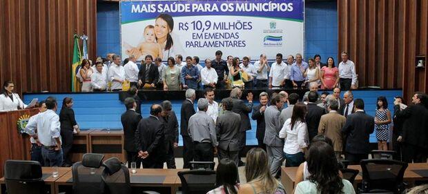 Puccinelli autoriza transferência de R$ 10,9 milhões para saúde