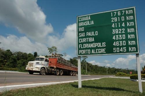 Odebrecht vence leilão para concessão de pedágio na BR-163 em Mato Grosso