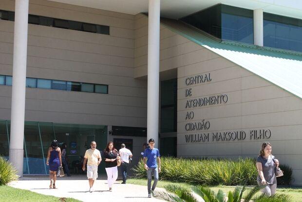 Central de Atendimento ao Cidadão não atenderá nos dias 31 e 1º