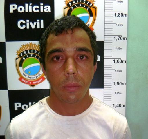 Suspeito de incendiar carro de PM é preso em Cassilândia