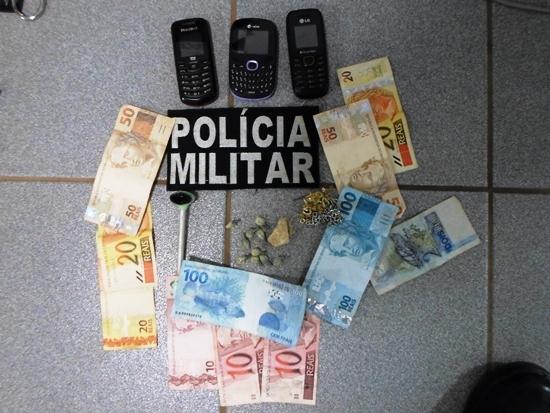 PM de Batayporã fecha boca de fumo e prende traficante