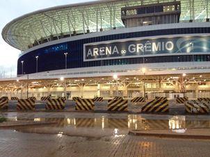 OAS afirma que Fifa fez consulta para Arena do Grêmio ser plano B