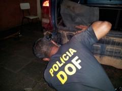DOF reforça atuação de combate ao tráfico em Maracaju