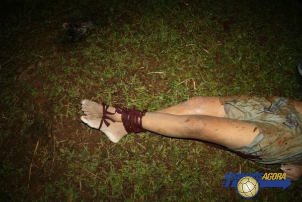 Irmãs confessam morte de indígena em lagoa de Itaporã