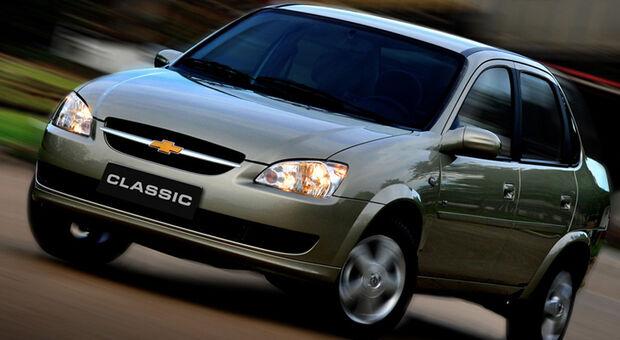 Problema no filtro de combustível leva GM a fazer recall de 16,7 mil veículos