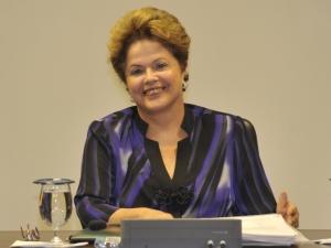 """Dilma diz que leilão do Campo de Libra é """"passaporte para o futuro"""""""