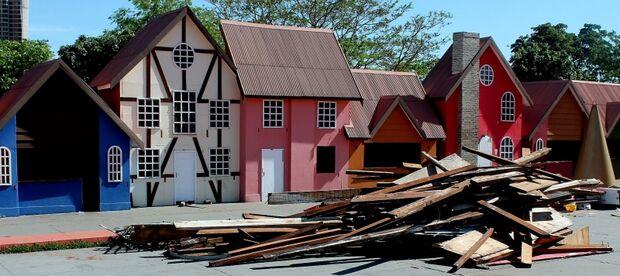 Empresários vivem agonia sobre indefinição da Cidade do Natal