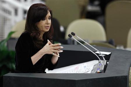Aliados de Cristina Kirchner são derrotados em eleição parlamentar argentina