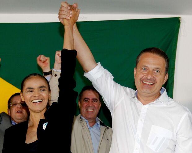 União do PSB e Rede contribuirá com a política, diz Campos