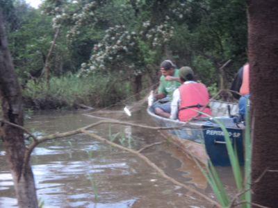 PMA autua pescadores de Nova Andradina por pesca predatória