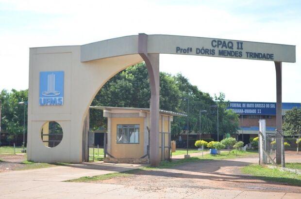 UFMS oferece 341 vagas para transferência em Aquidauana