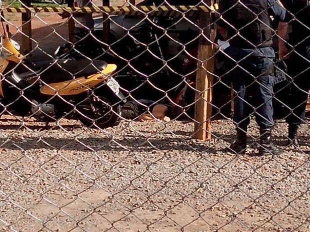 Briga de casal acaba em morte em estacionamento da capital