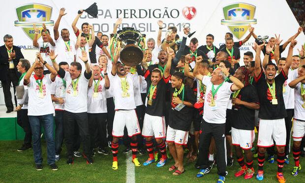 Flamengo vence o Atlético e se consagra campeão da Copa do Brasil