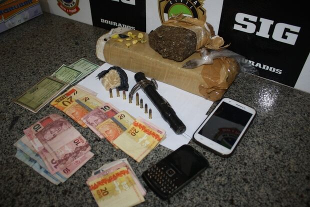 Operação termina com a prisão de 15 pessoas em Dourados
