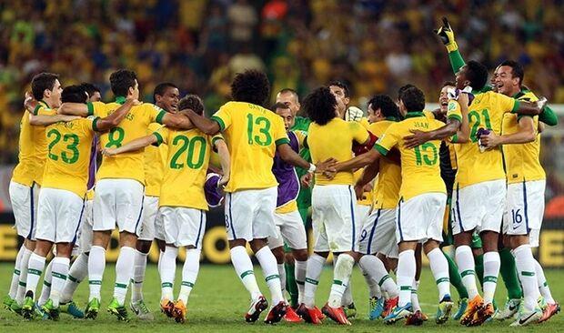 Brasil volta ao top-10 de ranking da Fifa ao passar por Honduras e Chile