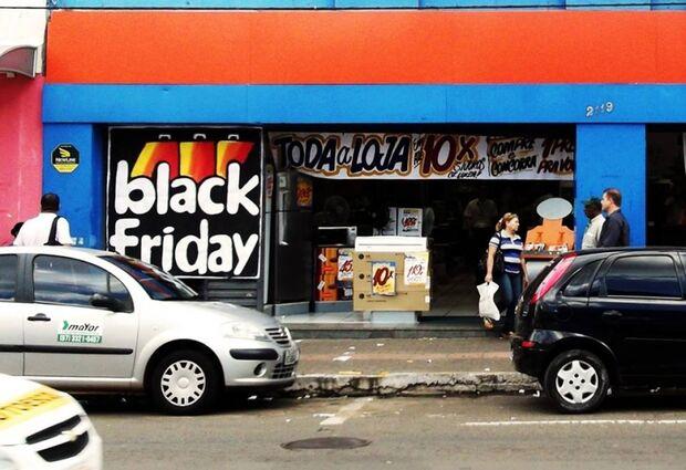 Black Friday ainda é desconhecida na Capital