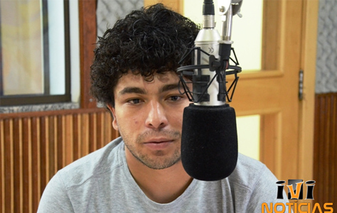 Campeão da Libertadores pelo Atlético Mineiro passa férias no interior de MS