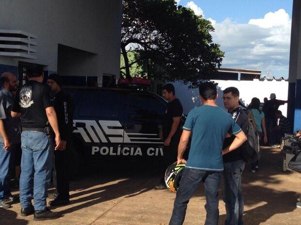 Envolvidos na morte de policial da Derf são detidos na Capital